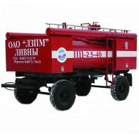 Пожарный прицеп-цистерна ПЦ-2,5-40