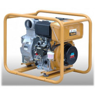 Мотопомпа дизельная для чистой воды PTD306